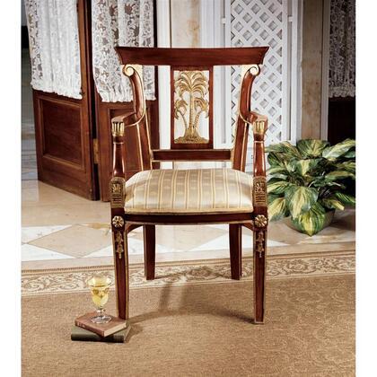AF1438 Colonial Plantation Arm Chair