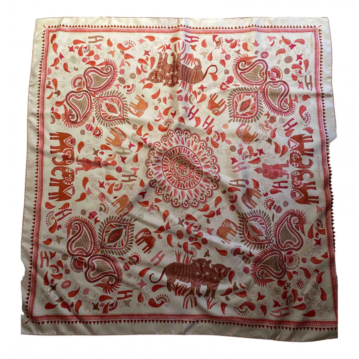 Pañuelo Carre Geant silk 140 de Seda Hermes