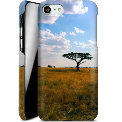Apple iPhone 7 Smartphone Huelle - Tanzanian Savanna von Omid Scheybani