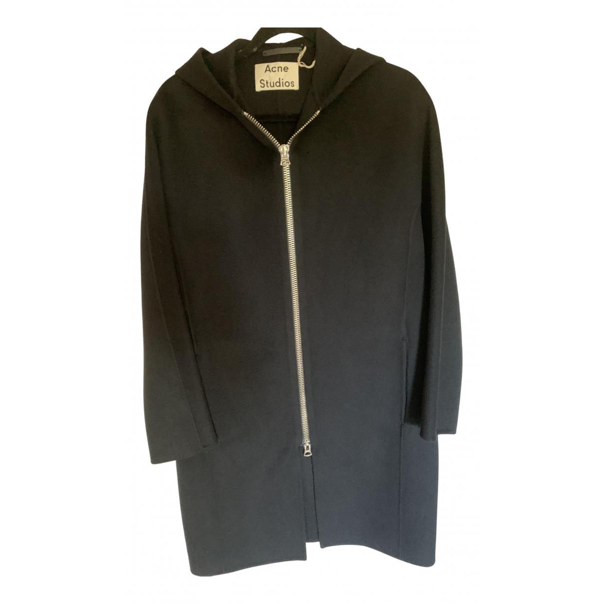 Acne Studios \N Navy Wool jacket for Women 36 FR