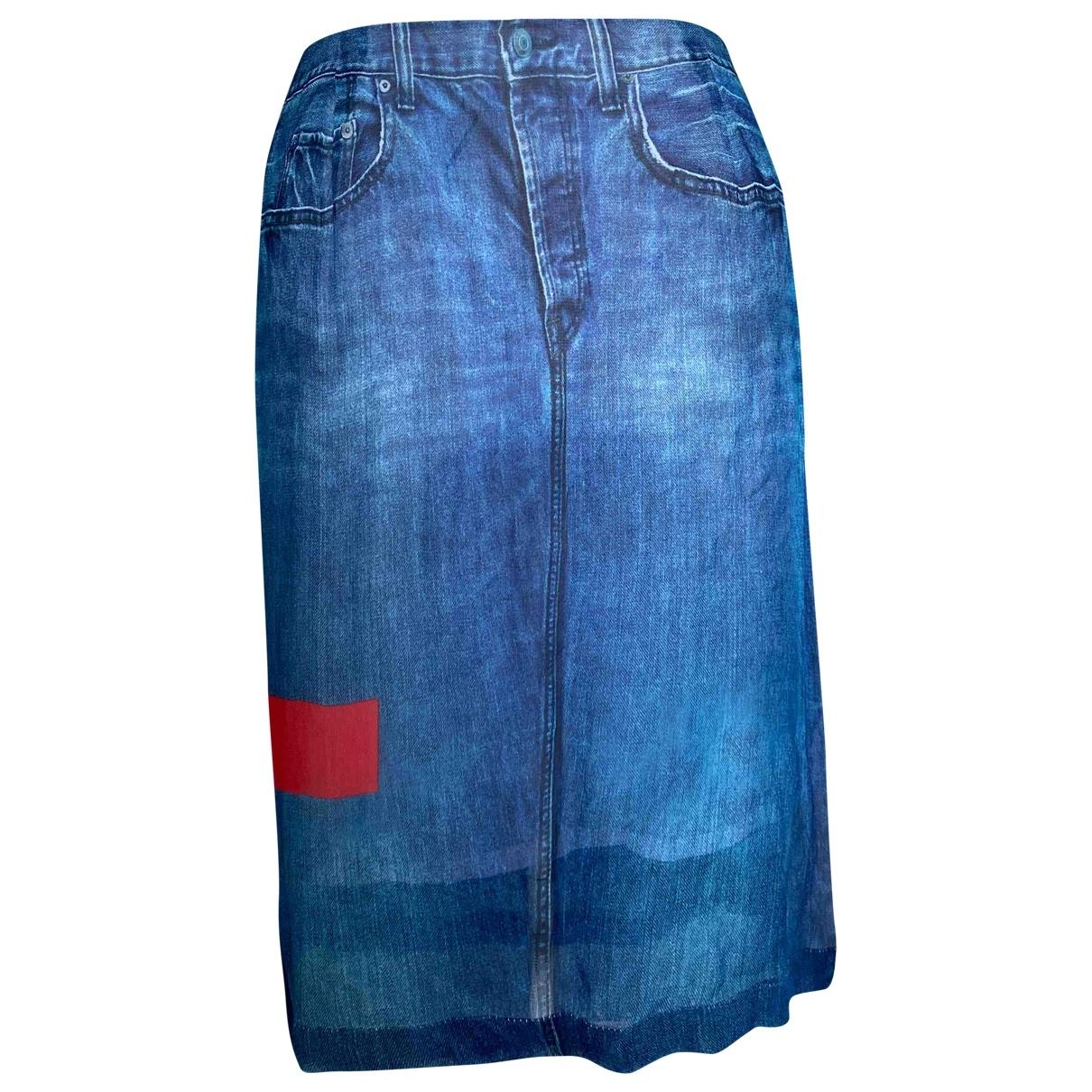 Preen \N Blue skirt for Women S International