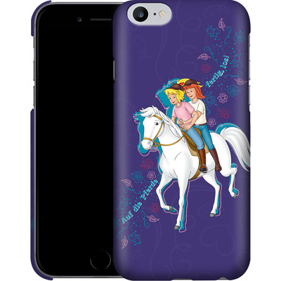 Apple iPhone 6 Plus Smartphone Huelle - Bibi und Tina Pferd von Bibi & Tina