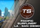 Train Simulator - Pacific Surfliner LA - San Diego Route DLC EU Steam CD Key