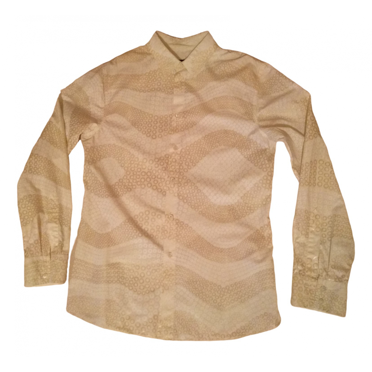Byblos - Chemises   pour homme en coton - blanc
