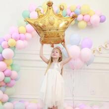 Crown Shape Balloon 1pc