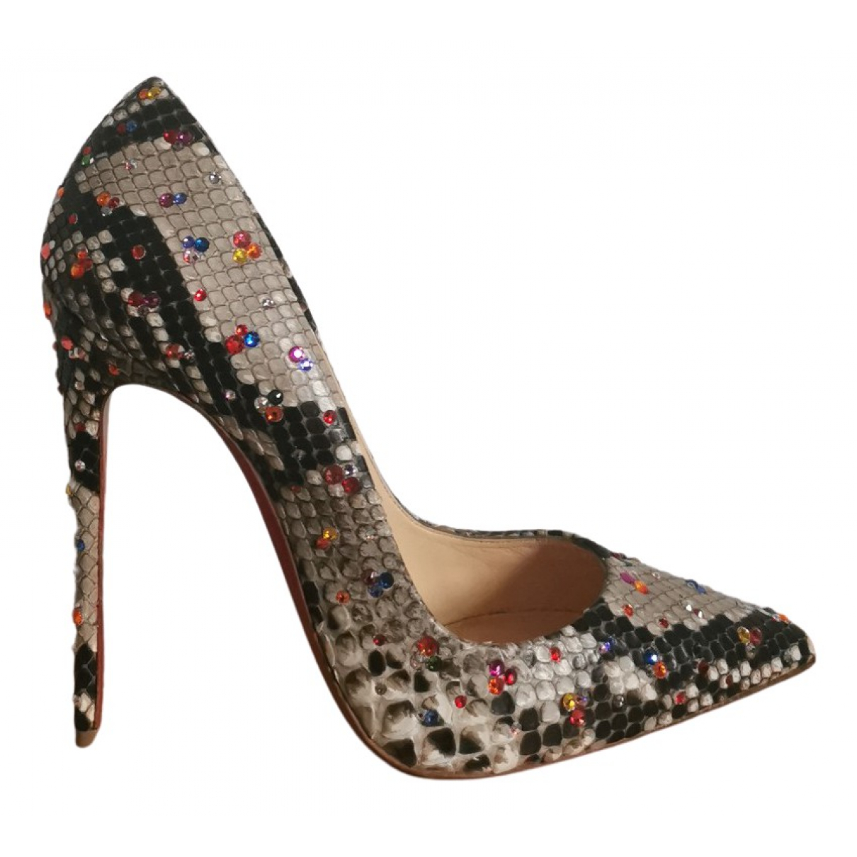 Tacones So Kate  de Piton Christian Louboutin