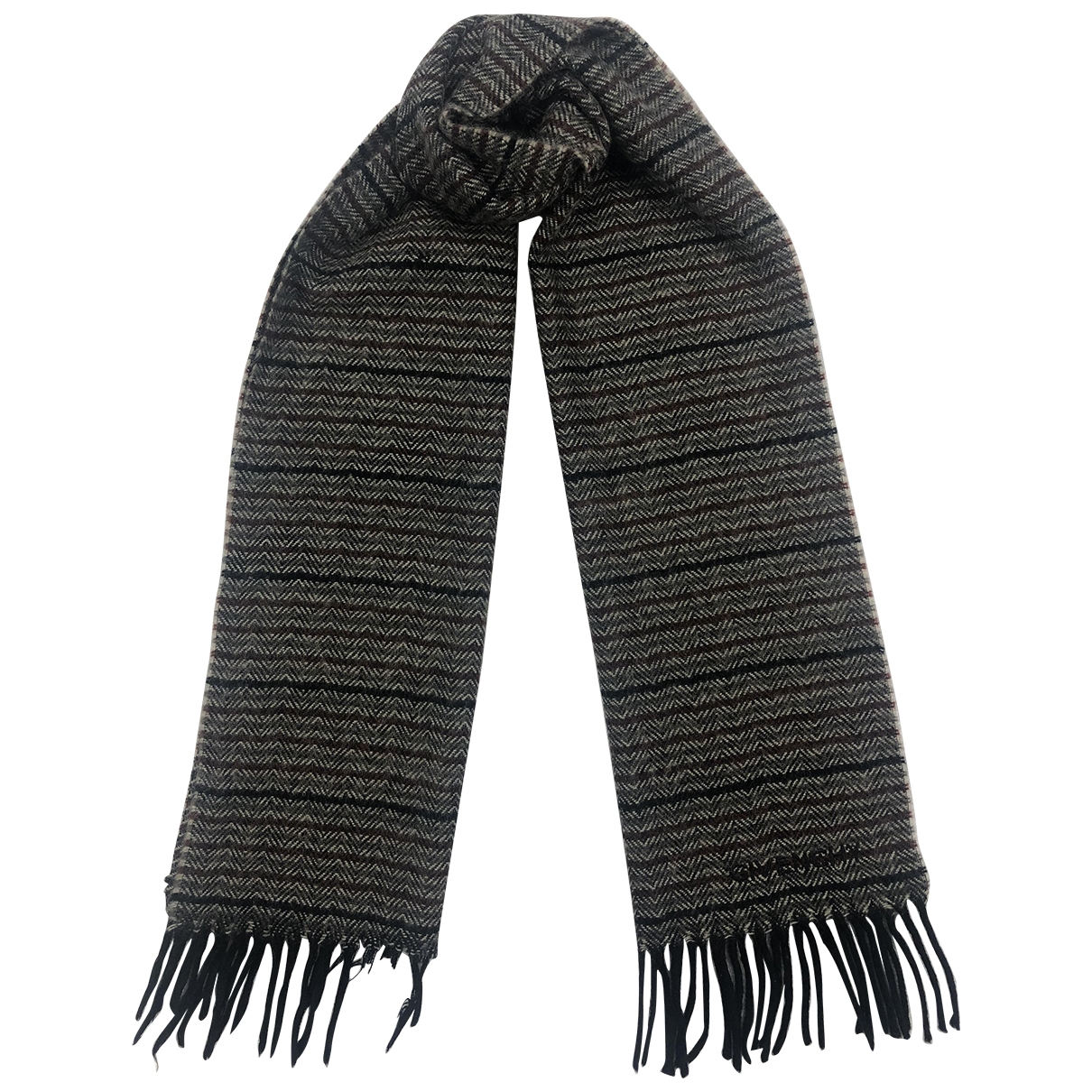 Givenchy \N Wool scarf & pocket squares for Men \N