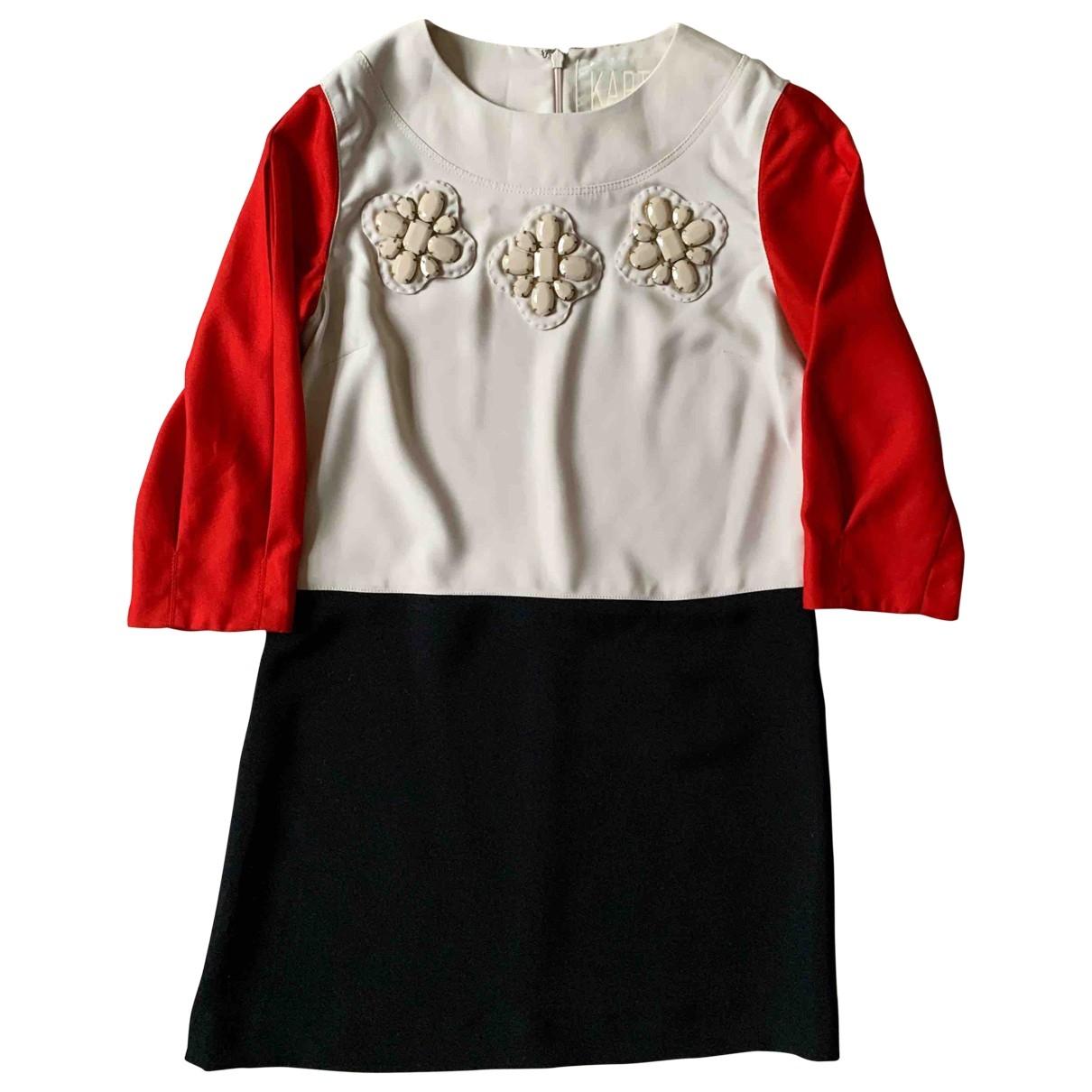 Karta - Robe   pour femme - multicolore