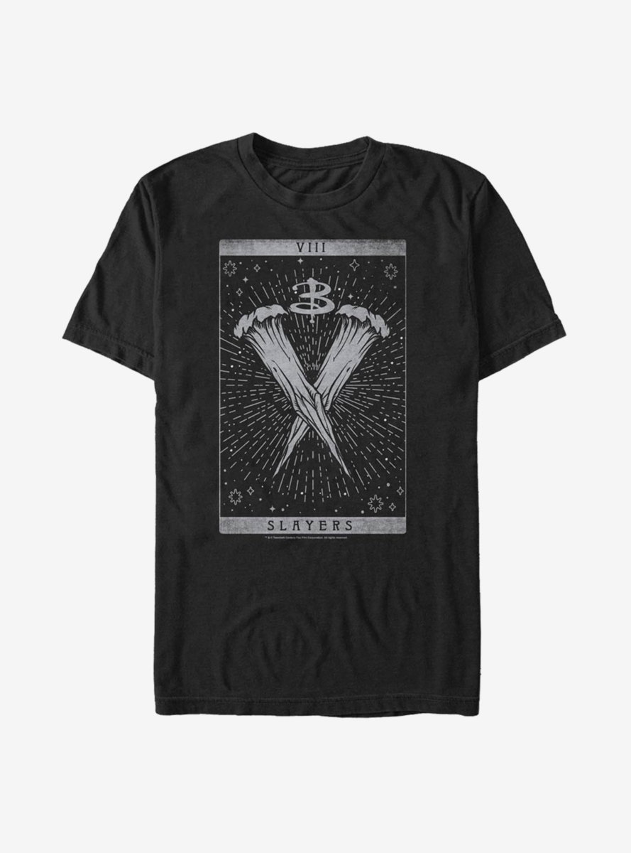 Buffy The Vampire Slayer Slayer Tarot T-Shirt