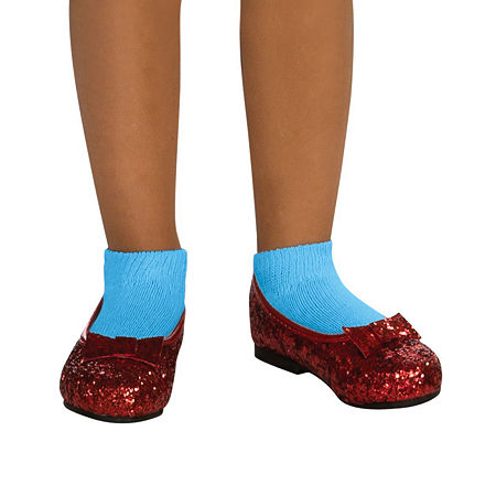 The Wizard Of Oz Ruby Slippers Youth - Red, X-small , Red