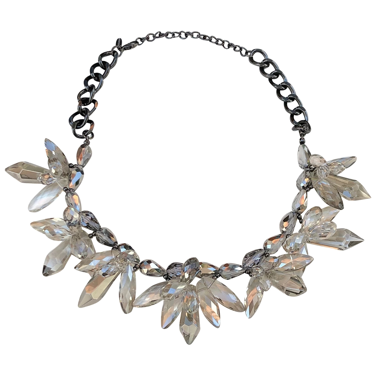 Selected \N Crystal necklace for Women \N