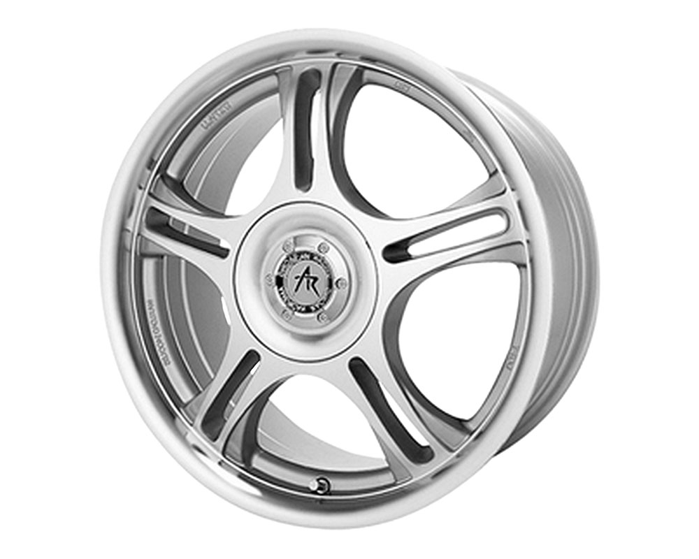 American Racing AR95T Wheel 17x7.5 6x6x115 +25mm Machined w/Clearcoat
