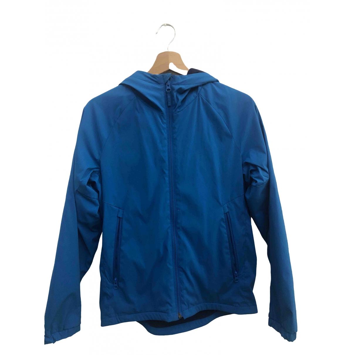 Uniqlo \N Blue jacket & coat for Kids 14 years - S UK