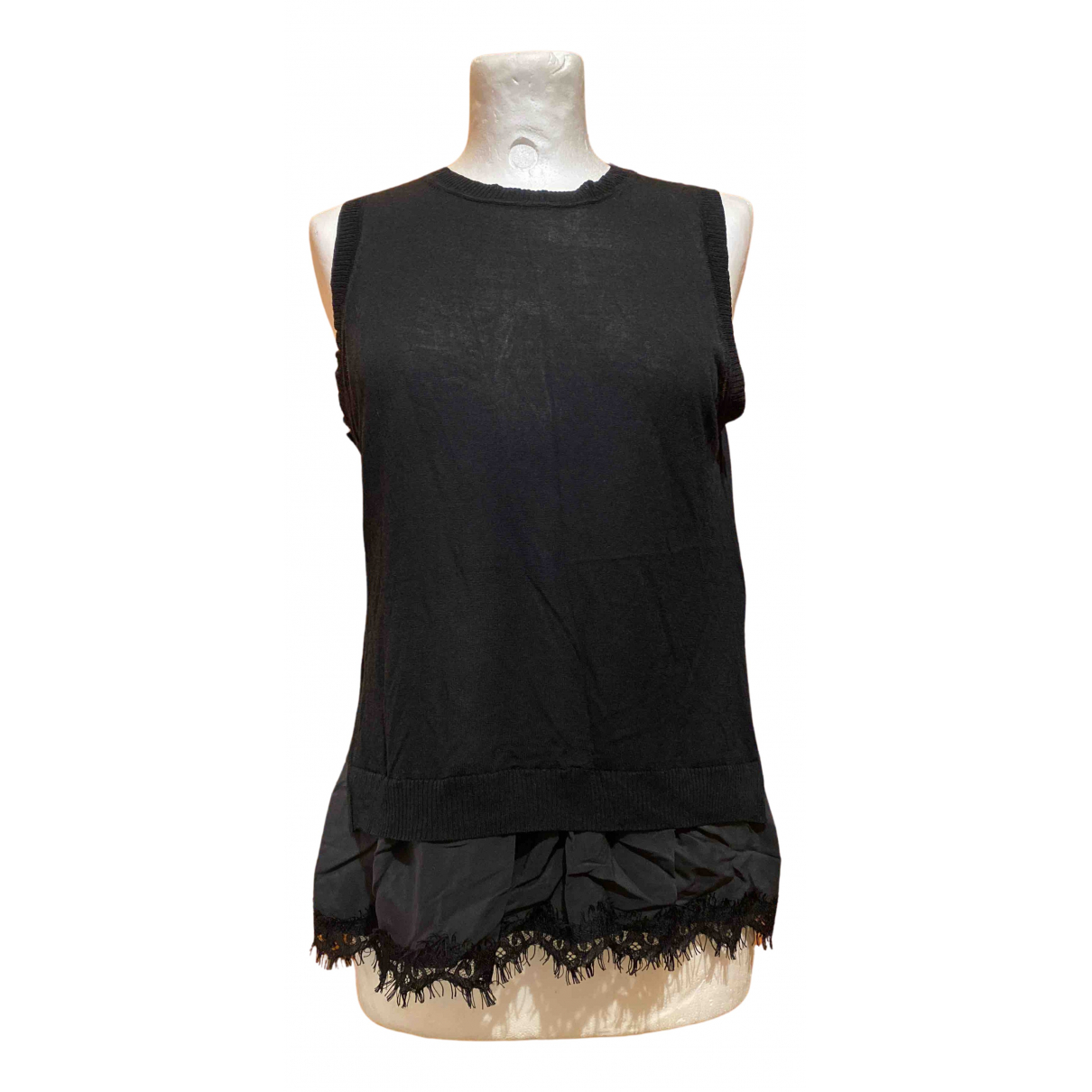 Parosh N Black  top for Women S International