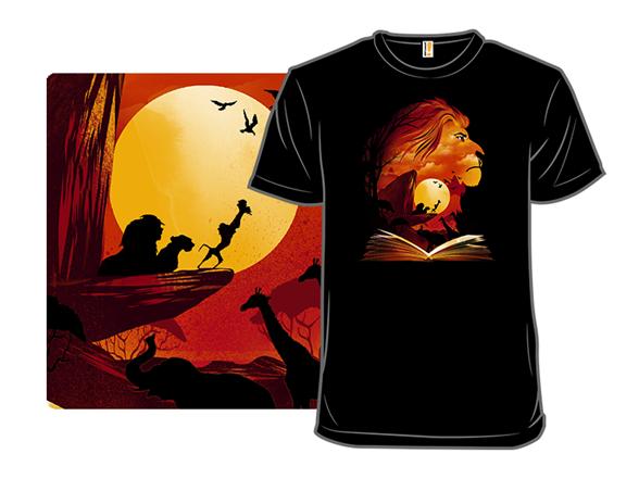 Book Of Kings T Shirt