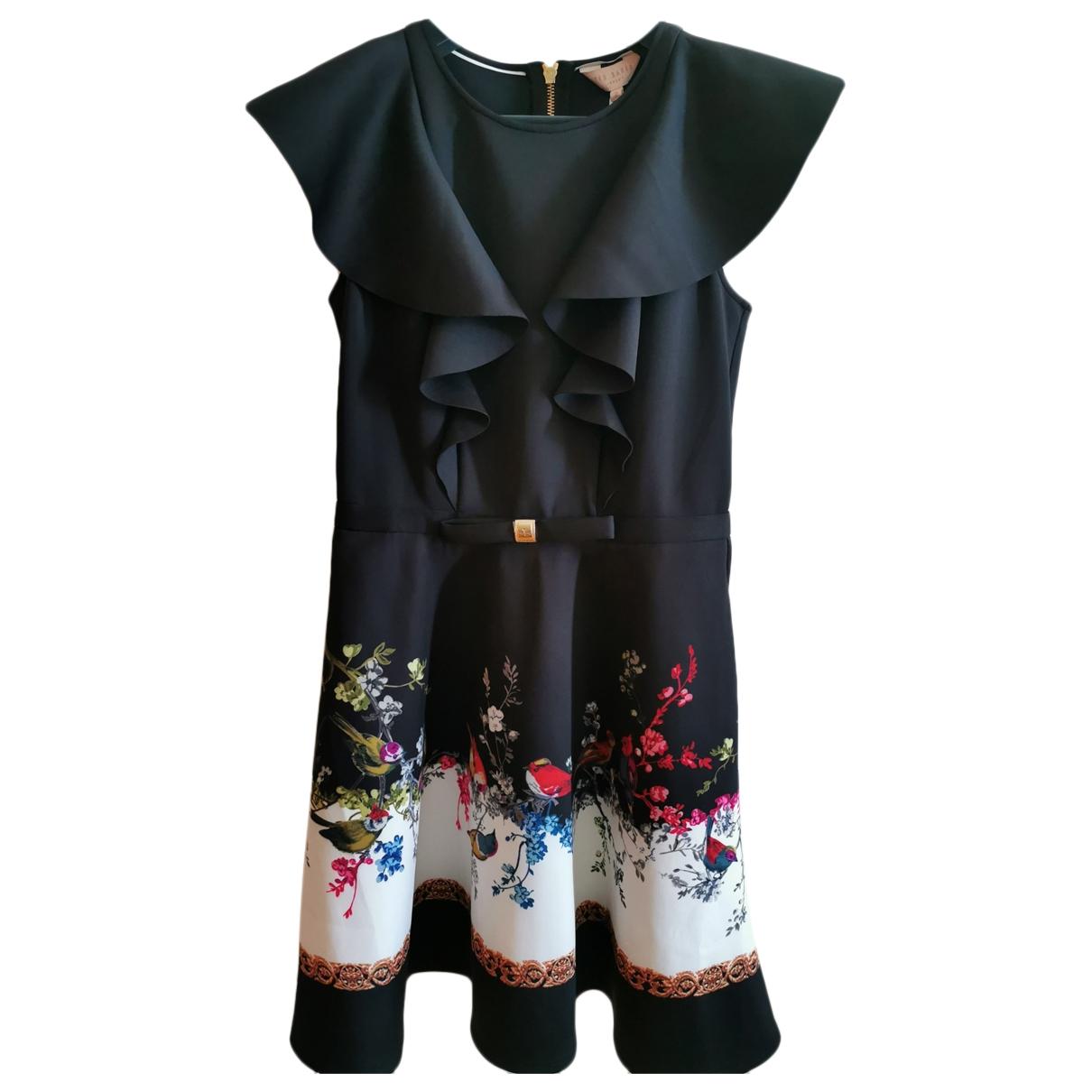 Ted Baker \N Black dress for Women 2 0-5