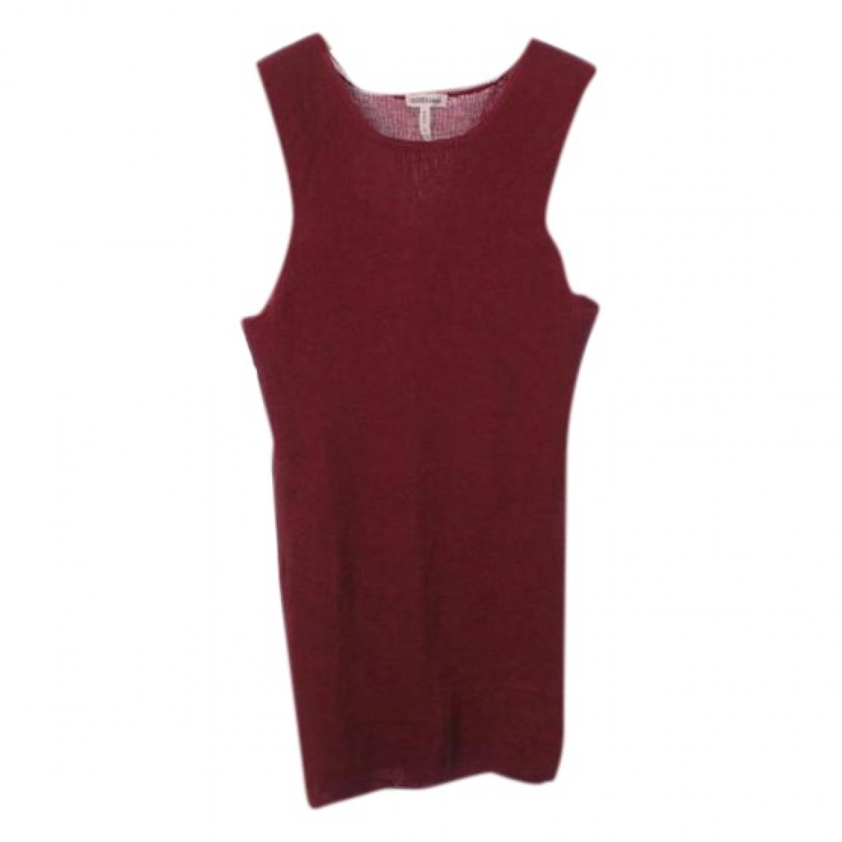 Hermès \N Red Cashmere  top for Women XL International