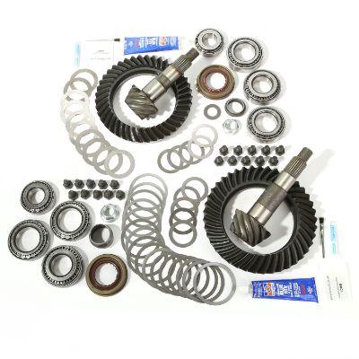 Alloy USA JK Dana 44 4.56 Front and Rear Ring and Pinion Kit - 360010