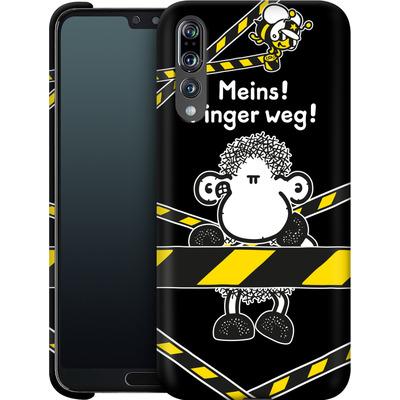 Huawei P20 Pro Smartphone Huelle - Finger Weg von Sheepworld