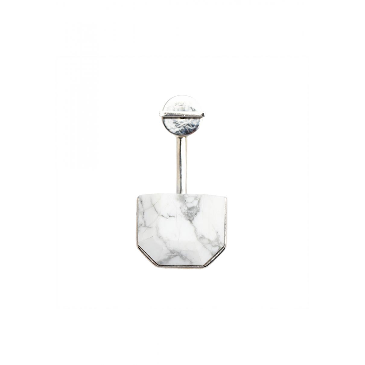 Dior - Boucles doreilles Dior Set pour femme en metal - blanc