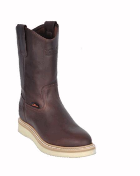 Mens Los Altos Brown Boot