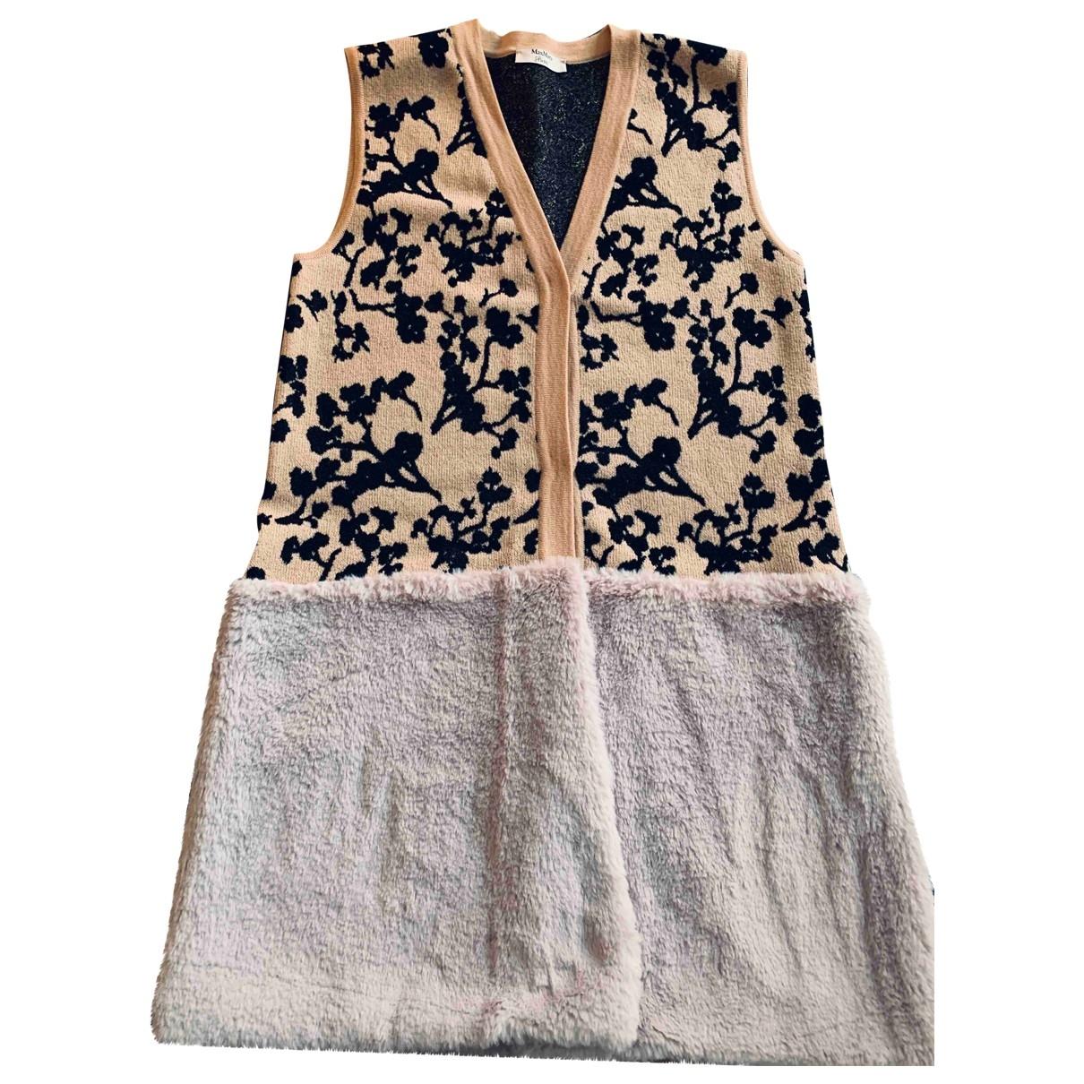 Max Mara \N Pink Wool jacket for Women M International