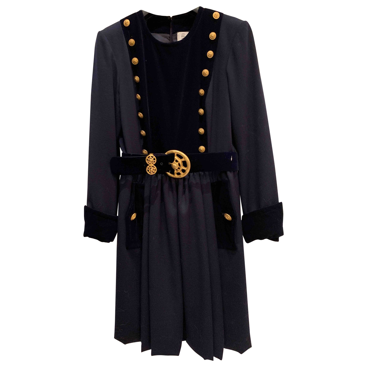 Vestido de Lana Non Signe / Unsigned