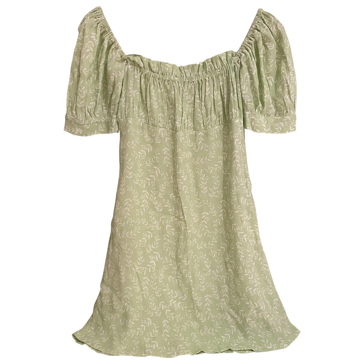 Mini vestido With Jean