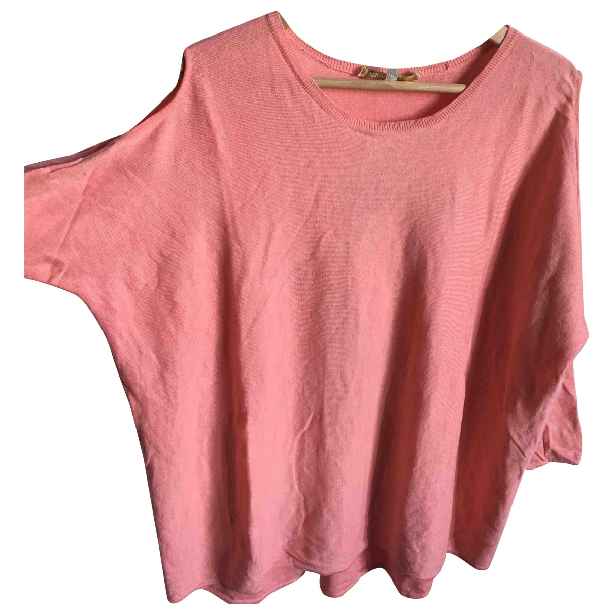 Maje \N Pink Cashmere Knitwear for Women One Size FR