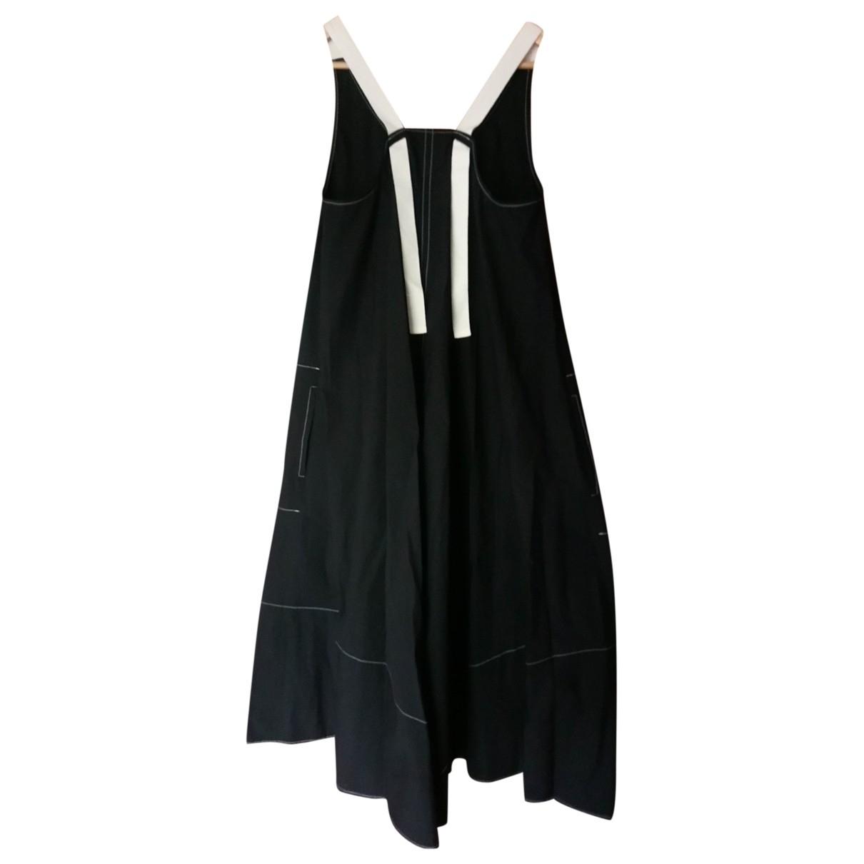 Drykorn - Robe   pour femme en coton - noir