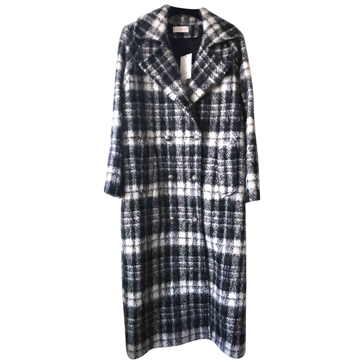 Faith Connexion - Manteau   pour femme en laine - gris