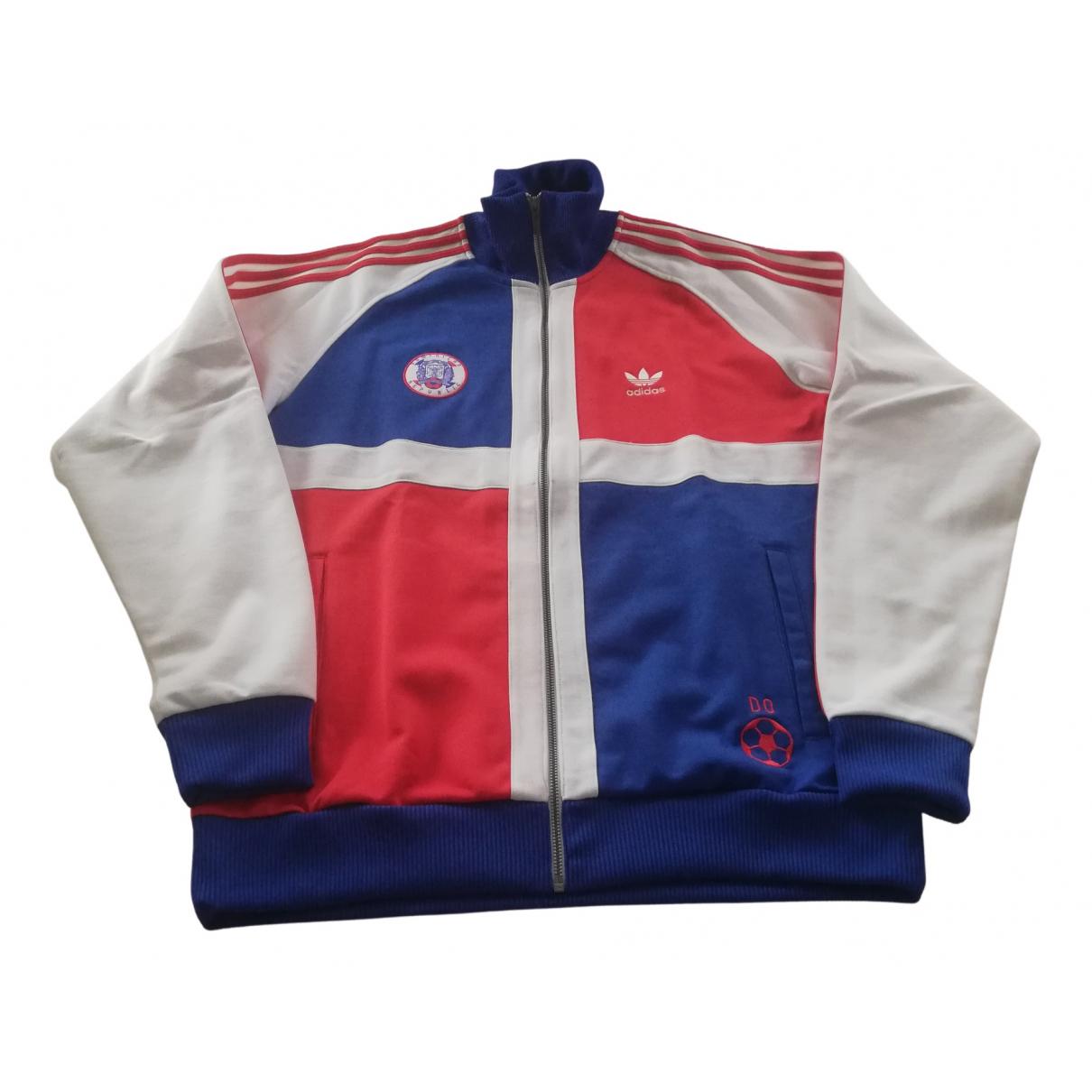 Adidas - Vestes.Blousons   pour homme en coton - multicolore