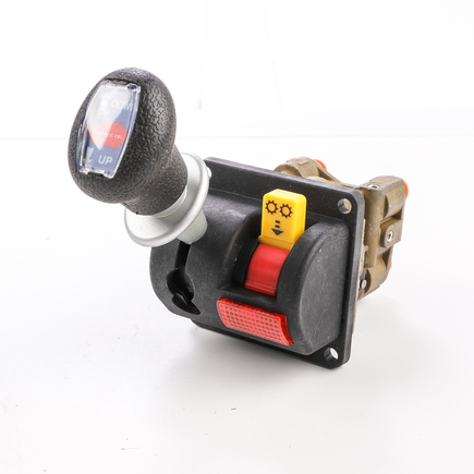 Muncie Power Products 35T40821MDDD - Pto/Pump Control Aut