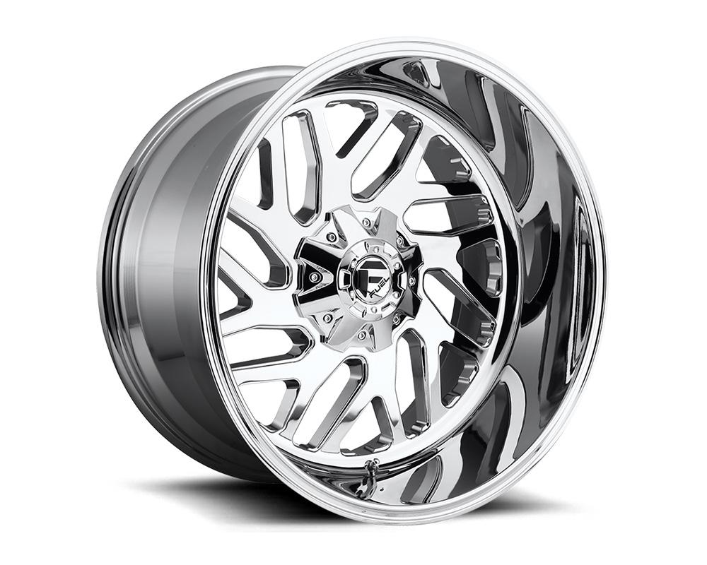 Fuel D609 Triton Chrome 1-Piece Cast Wheel 20x12 5x139.7|5x150 -43mm