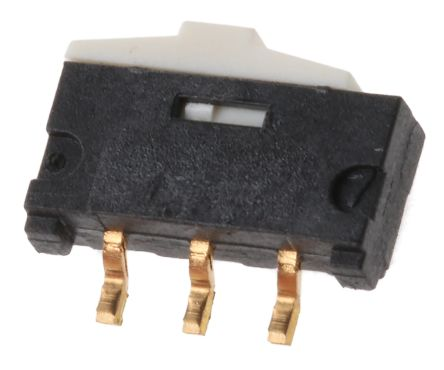 KNITTER-SWITCH PCB Slide Switch Latching 500 mA @ 12 V dc