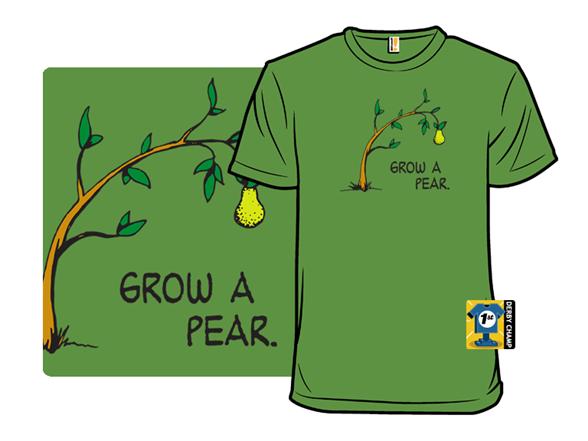 Pear Propagation T Shirt