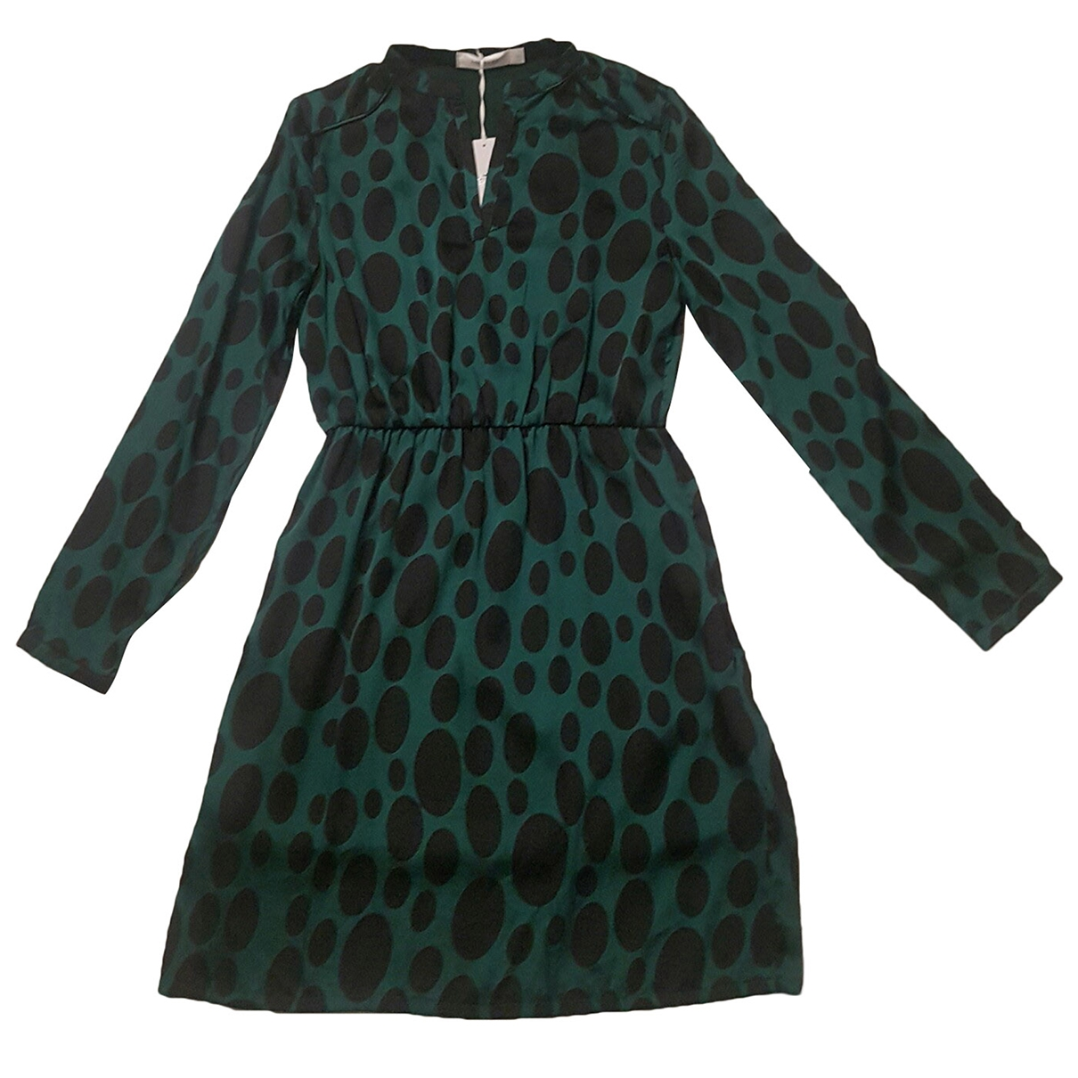 Non Signé / Unsigned \N Green dress for Women XL International