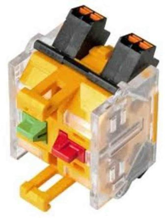 EAO Modular Switch Contact Block for use with Series 04