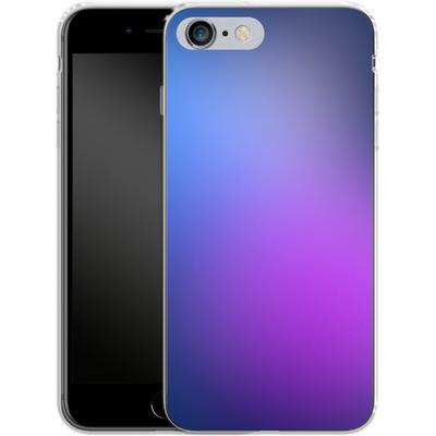Apple iPhone 6 Plus Silikon Handyhuelle - Blueberry von #basic