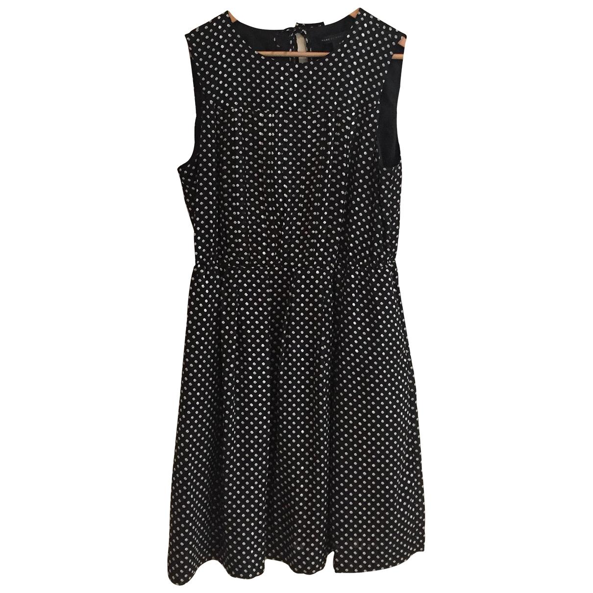 Marc By Marc Jacobs - Robe   pour femme en soie - noir