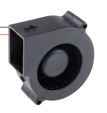 Sunon Centrifugal Fan 75.7 x 75.7 x 30mm, 13.6cfm, 12 V dc DC (PMB Series)