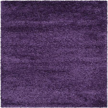 Safavieh Harper Shag Area Rug, One Size , Purple