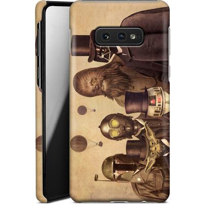 Samsung Galaxy S10e Smartphone Huelle - Victorian Wars von Terry Fan