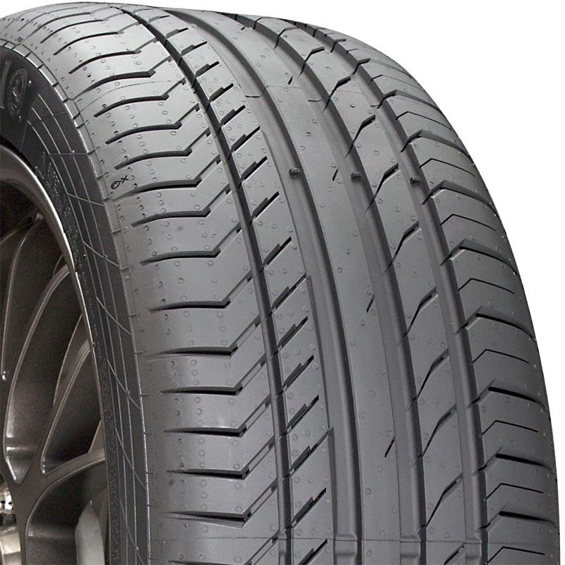 Continental 03542170000 Sport Contact 5 SSR Tire 285/45 R19 111WxL BSW BM RF