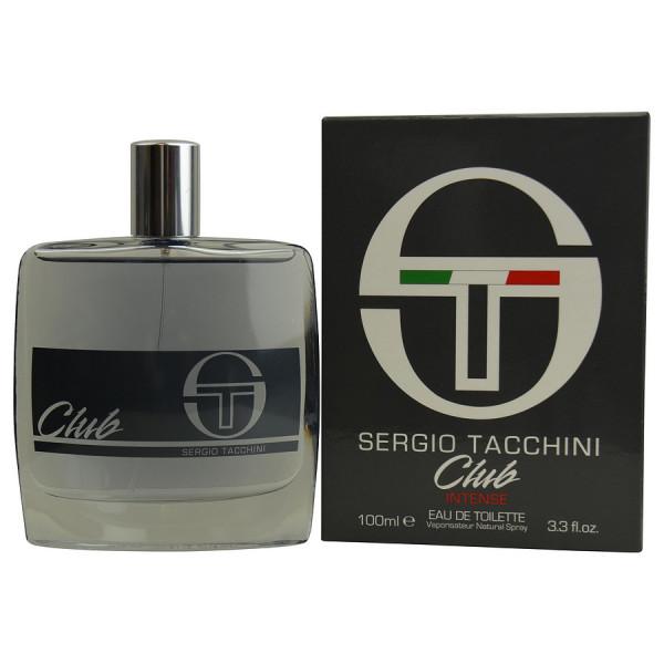 Club Intense - Sergio Tacchini Eau de toilette en espray 100 ML