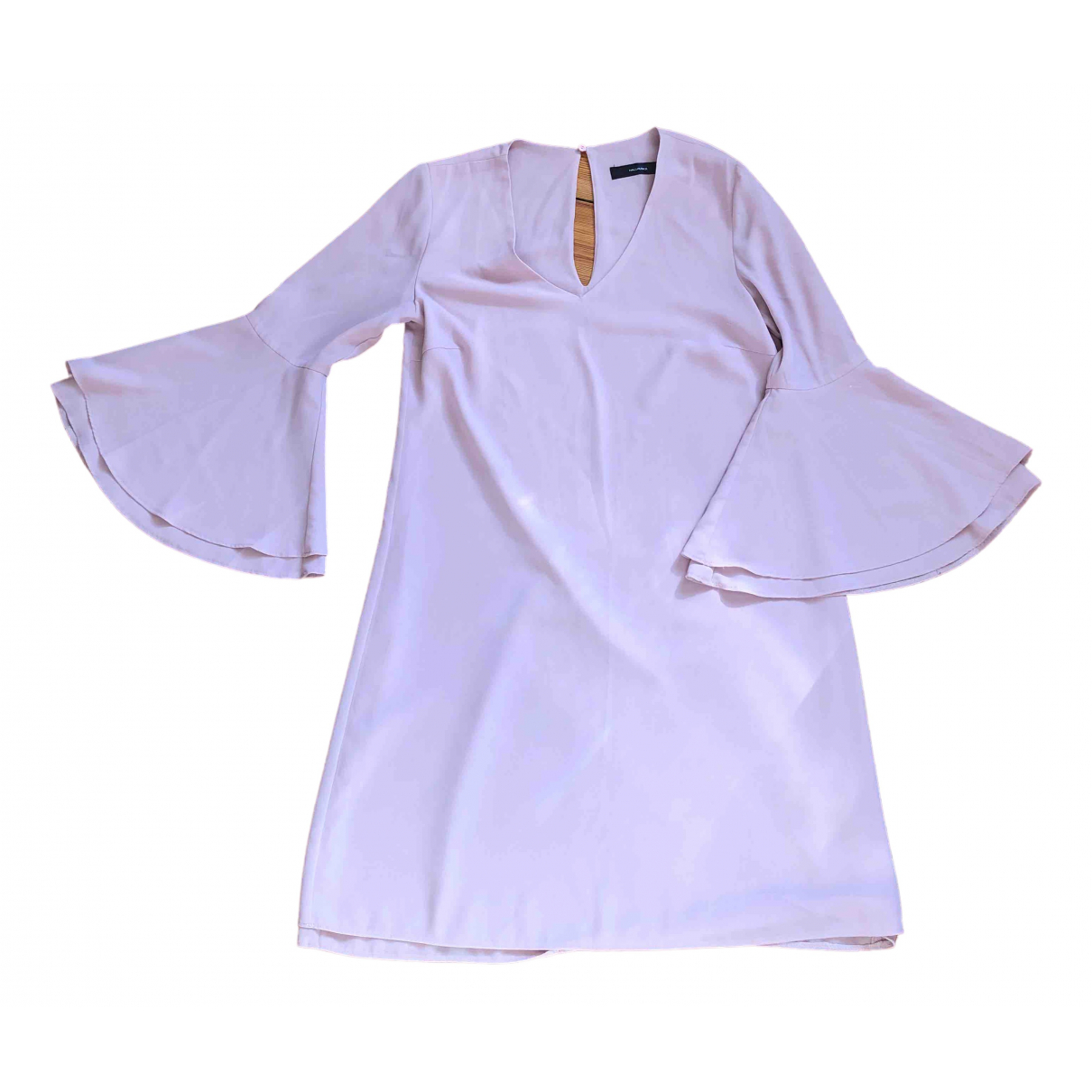 Hallhuber \N Kleid in  Rosa Polyester
