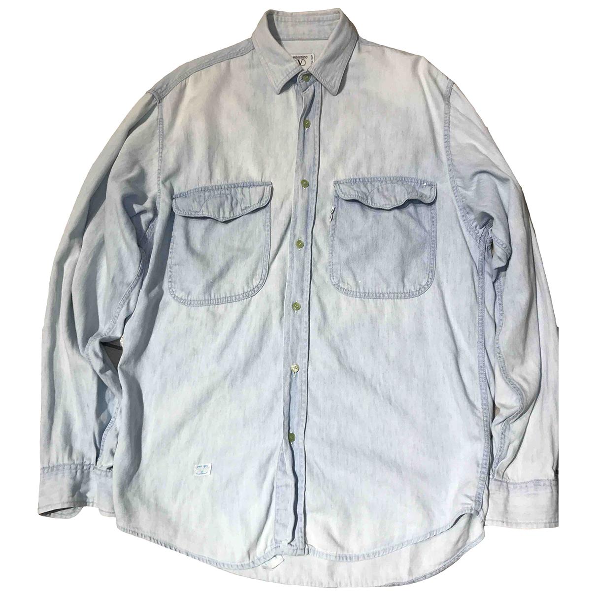 Valentino Garavani N Denim - Jeans Shirts for Men L International