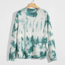 Pullover mit Batik