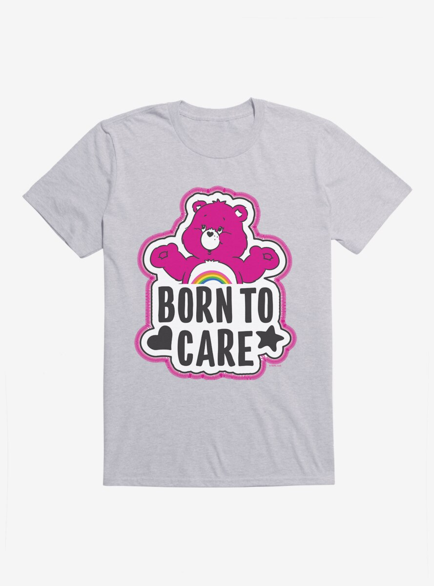 Care Bears Cheer Born To Care T-Shirt