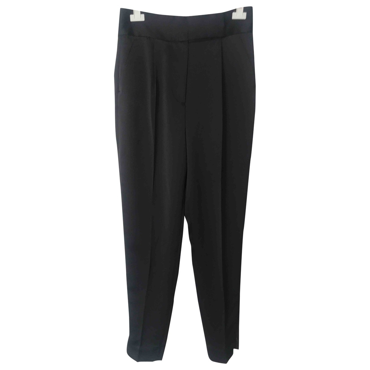 Arket \N Black Trousers for Women 38 FR